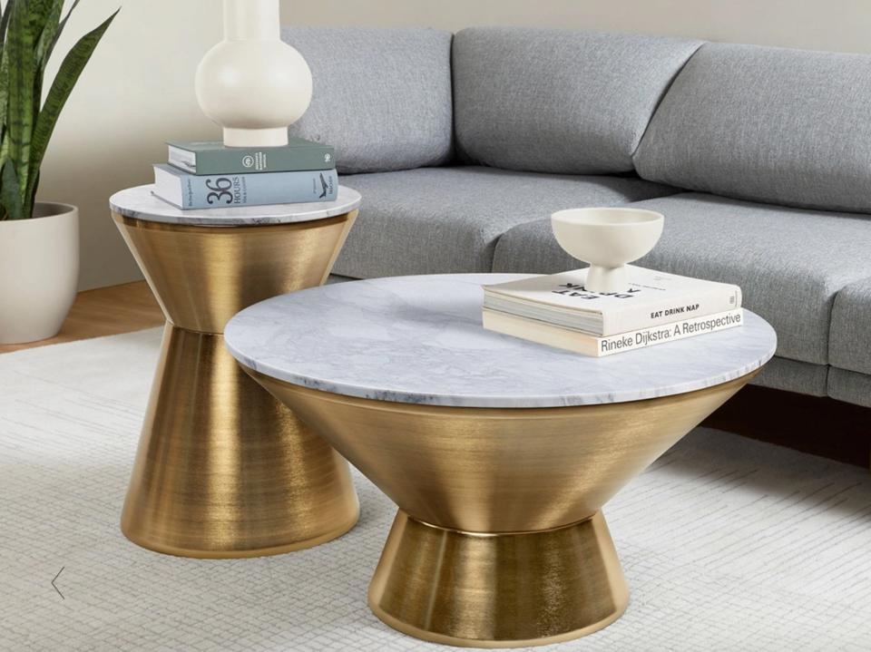 Kettle Coffee Table