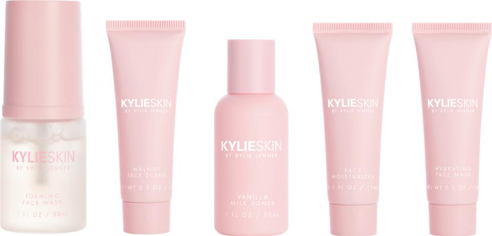 KYLIE SKIN Holiday Skin Care Set
