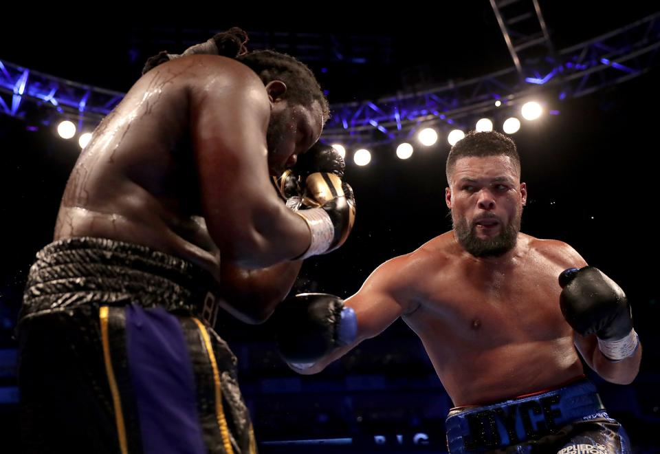 Joe Joyce vs Daniel Dubois odds records prediction