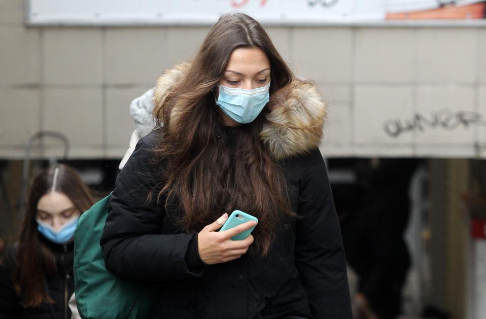 Coronavirus Emergency In Ukraine