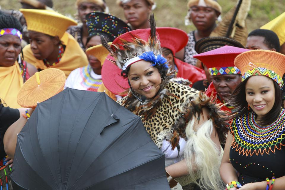 South African President Jacob Zuma Marries Fifth Wife