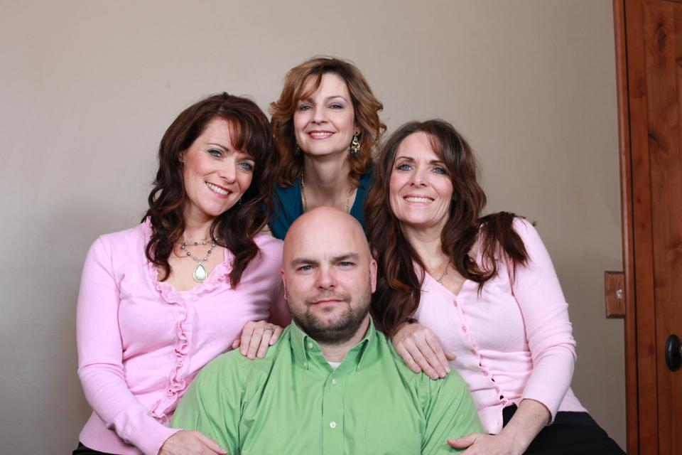 Twin Sisters and Cousin Share The Same Husband