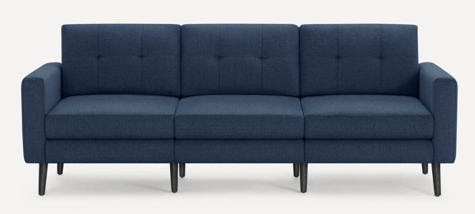 The Nomad Fabric Sofa