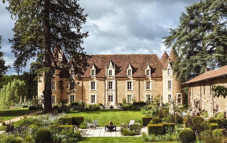 The Domaine des Etangs