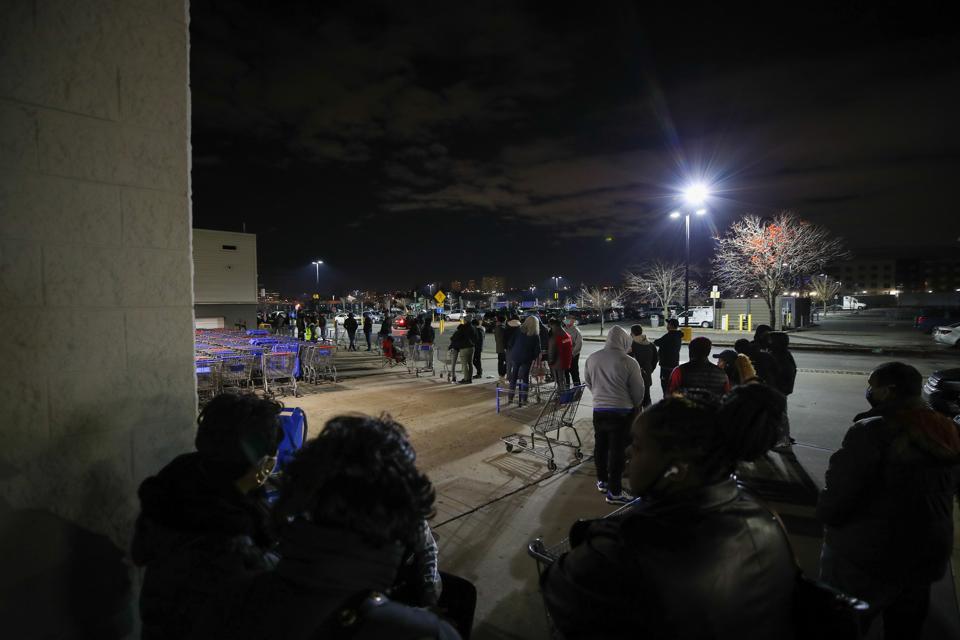 ″Black Friday″ sales amid Covid-19 pandemic