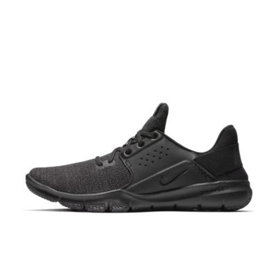 Nike Flex Control 3 Men's Training Shoe in black.