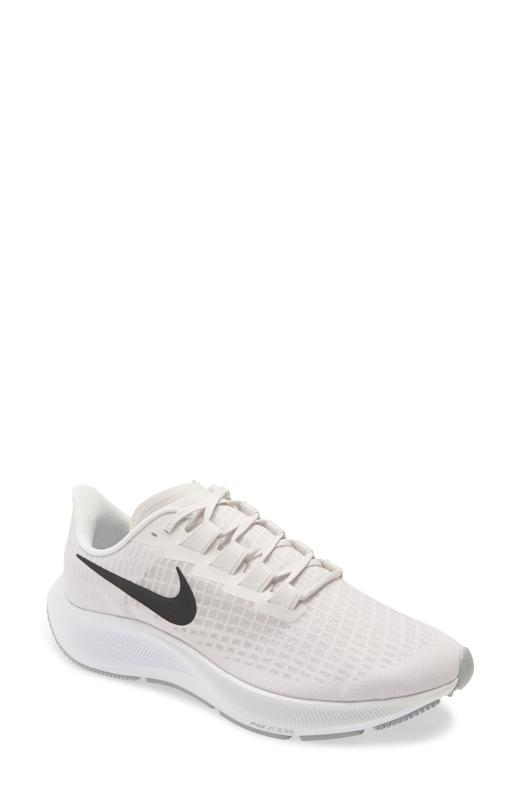Nike Air Zoom Pegasus 37 TB Running Shoe in white.