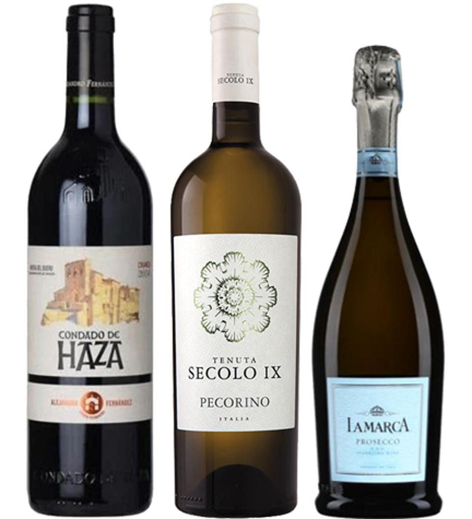 From Spain to Italy white wines well with American Thanksgiving leftovers