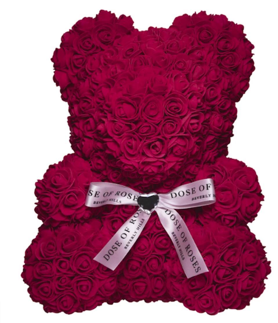 eternity rose bear