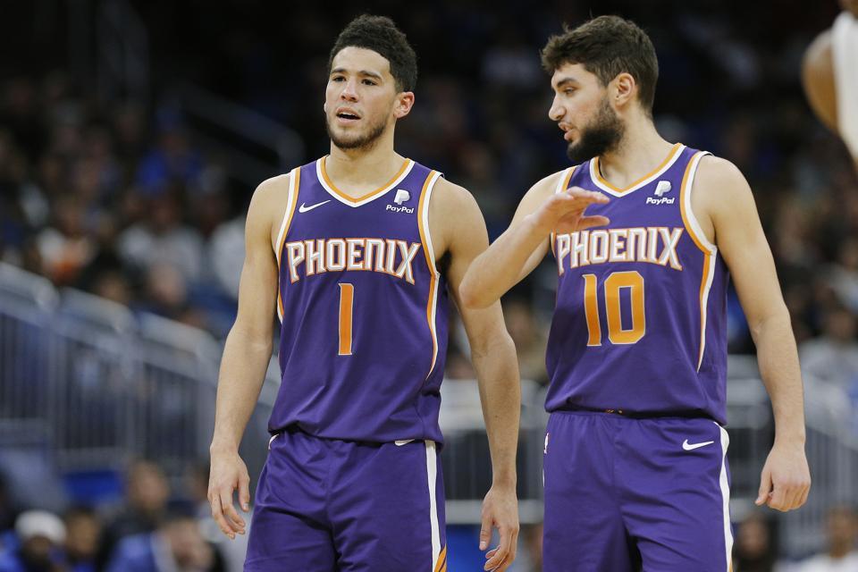 Phoenix Suns v Orlando Magic