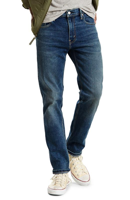 Levi's® 502™ Slim Tapered Leg Jeans (Orinda Adv)