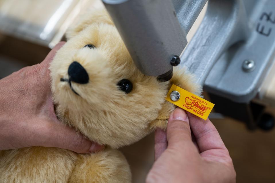 Soft toy manufacturer Steiff