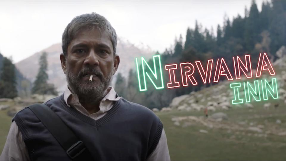 Adil Hussain played the lead role of a suicide survivor in Nirvana Inn.