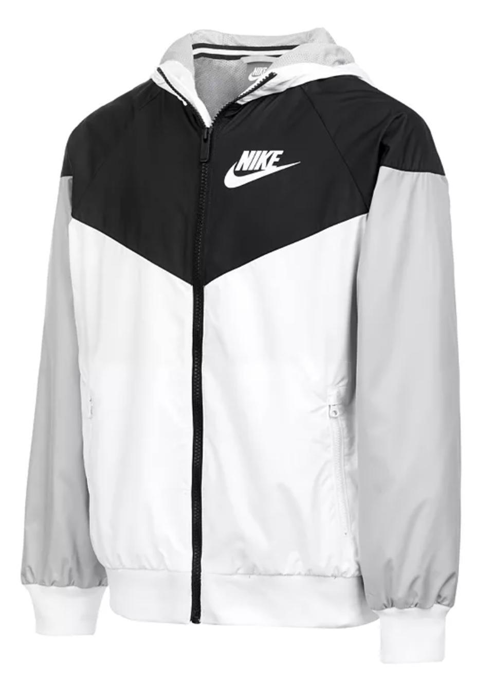 Nike Big Boys Wind Runner Sportswear Jacket