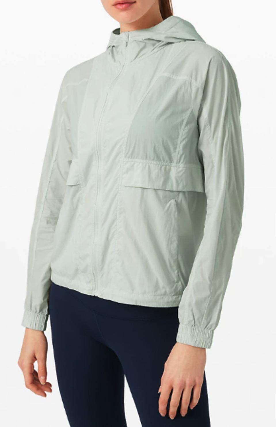 Hood Lite Jacket Packable