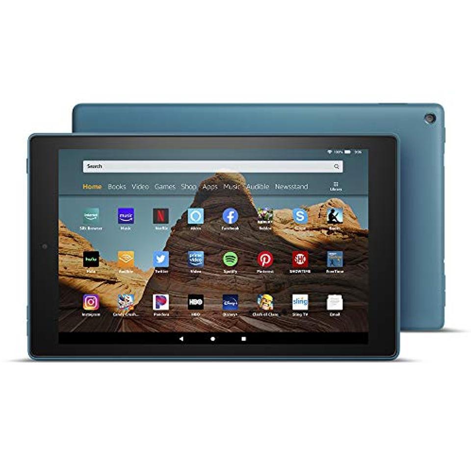 Fire HD 10 Tablet - Twilight Blue