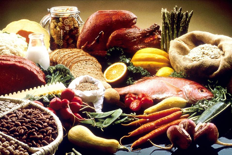 healthy food, healthy eating
