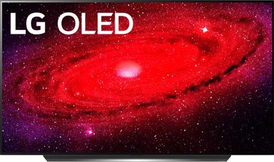 LG 77″ CX Series OLED 4K webOS TV