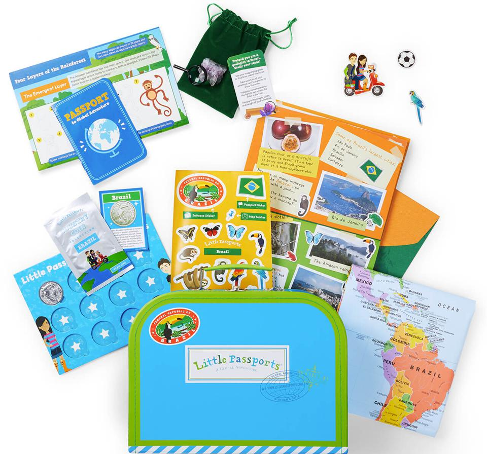 children's play kit