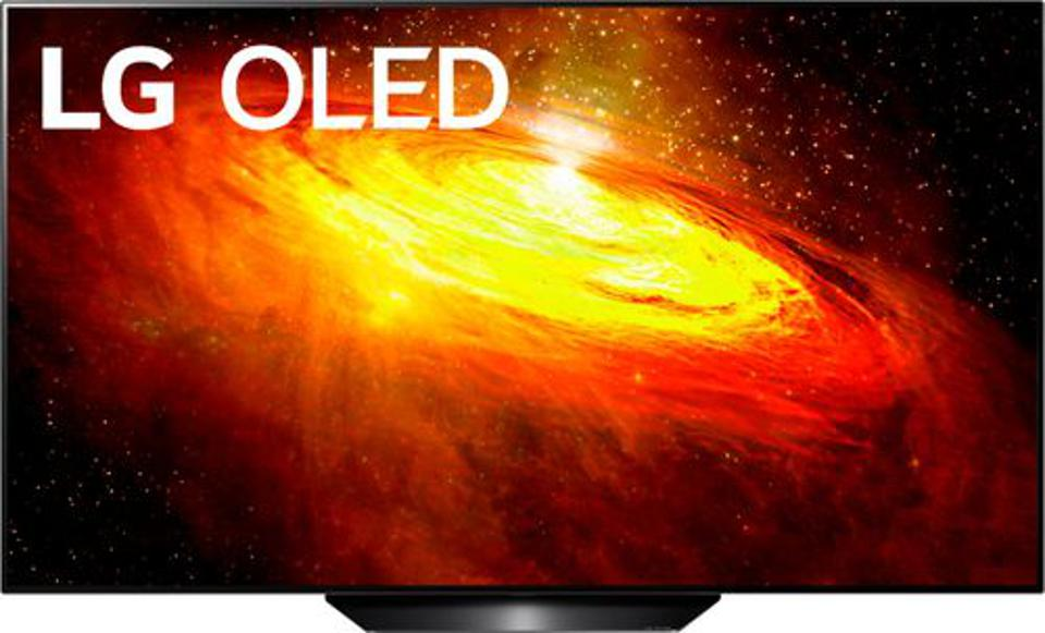 LG 55″ BX Series OLED 4K webOS TV