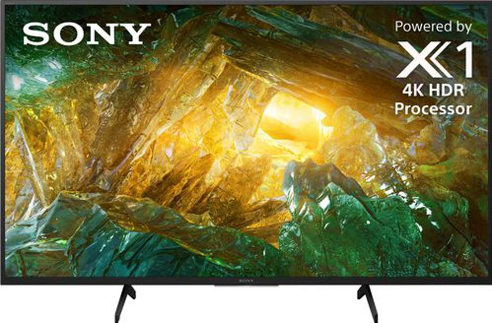 Sony 49″ X800H Series LED 4K Android TV