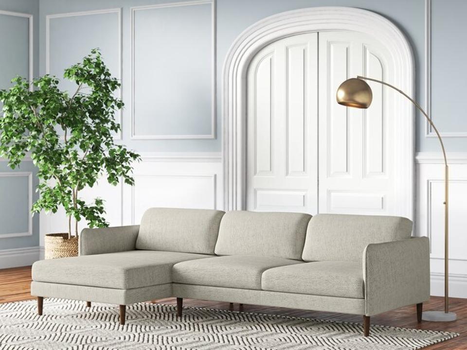 Joss & Main sofa.