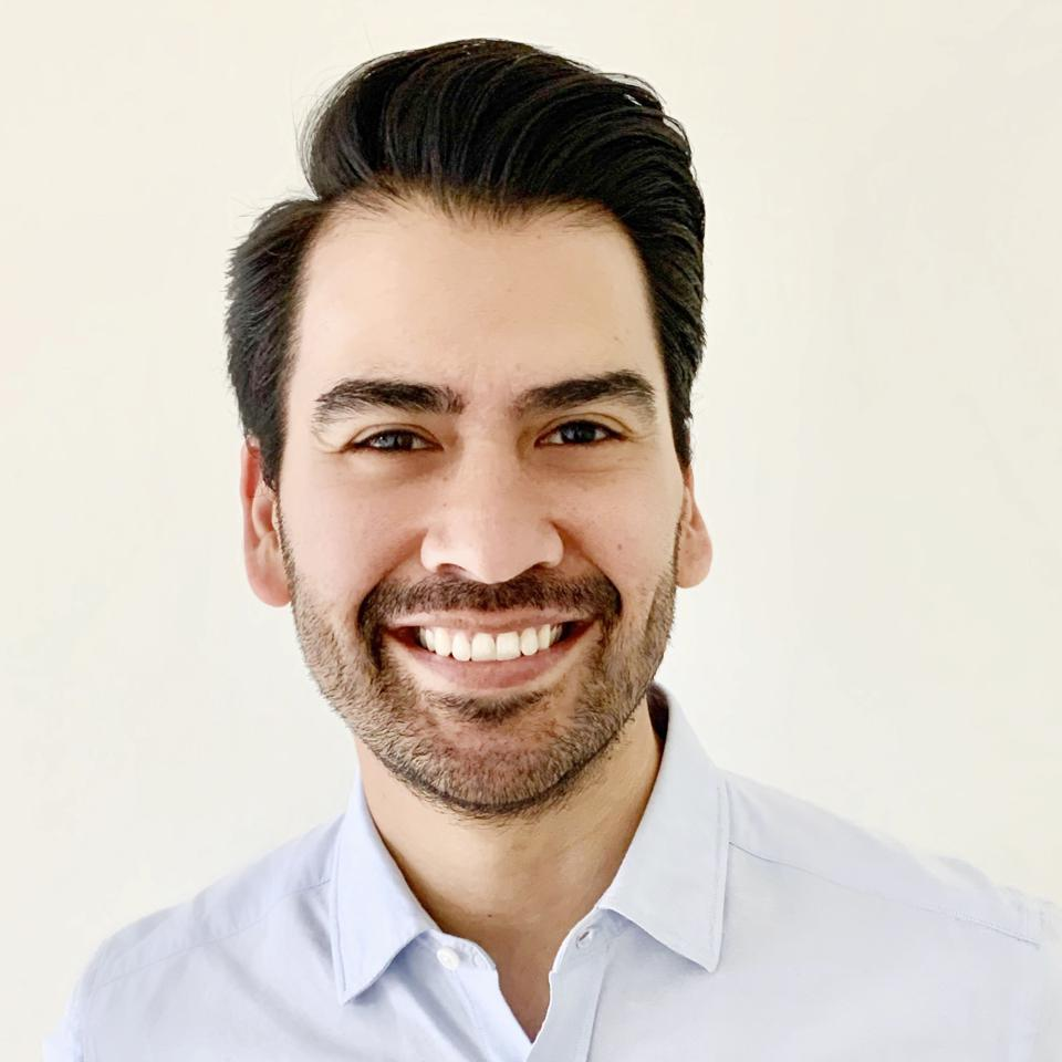 Ricardo Pina, founder of The Modest Wallet