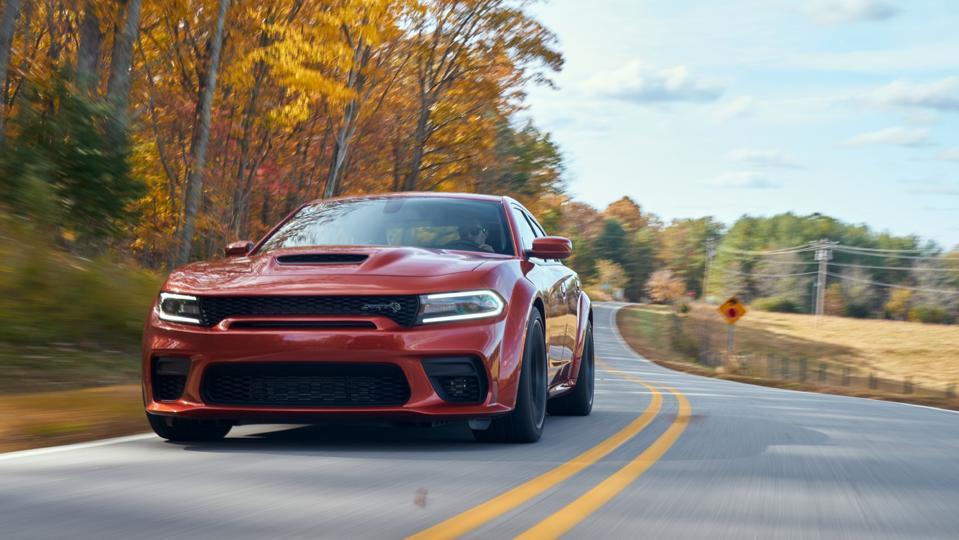 2021 Dodge Charger SRT Hellcat Redeye.