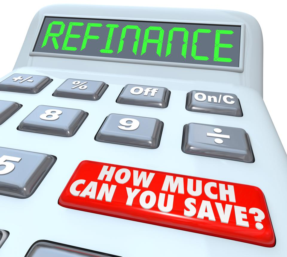 Homeowners must do the calculations to determine that refinancing is the right move for them.