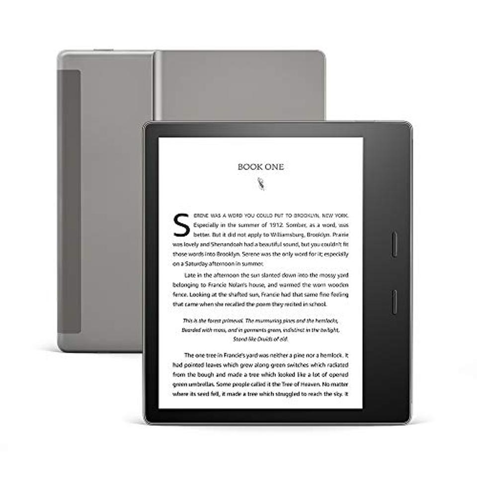 Kindle Oasis – Ad-Supported
