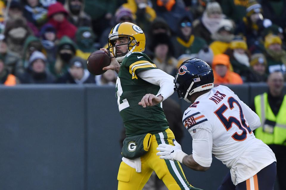Green Bay Packers Vs Chicago Bears Who Has The Edge