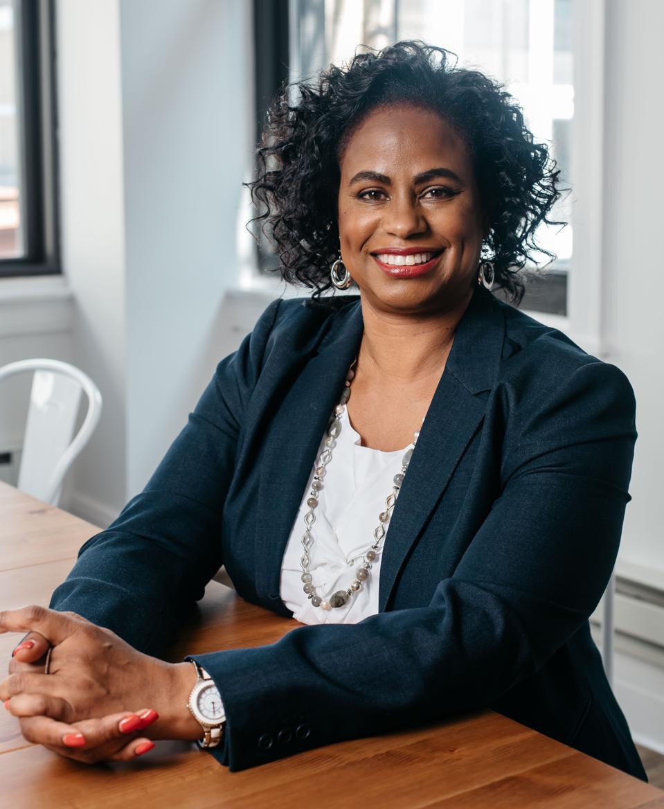 Brenda Darden Wilkerson, CEO of the Anita Borg Institute for Women in Technology