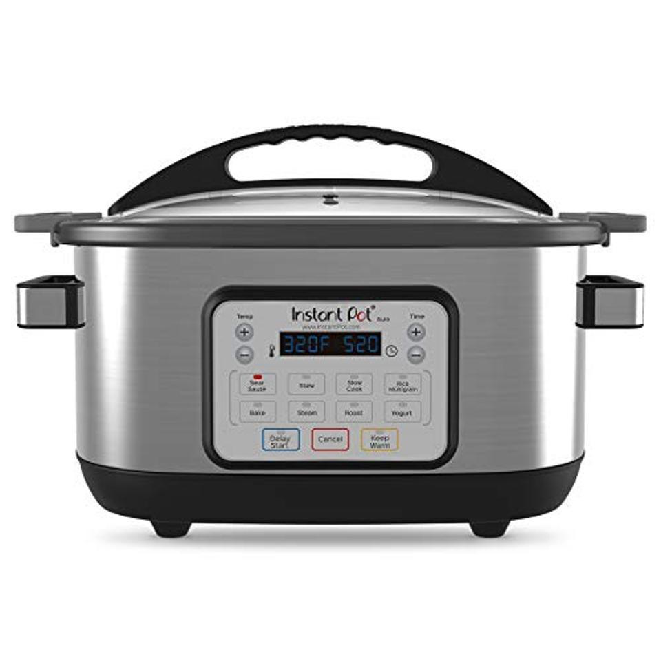 Instant Pot Aura Multi-Use Programmable Slow Cooker, 6-Quart