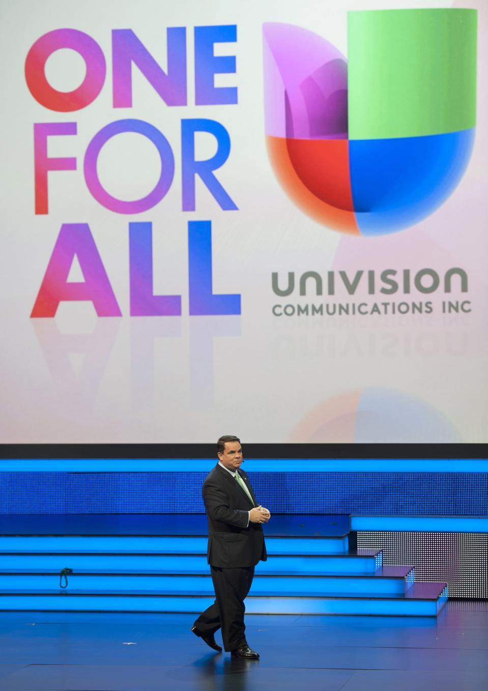 2013 Univision Upfront - Presentation