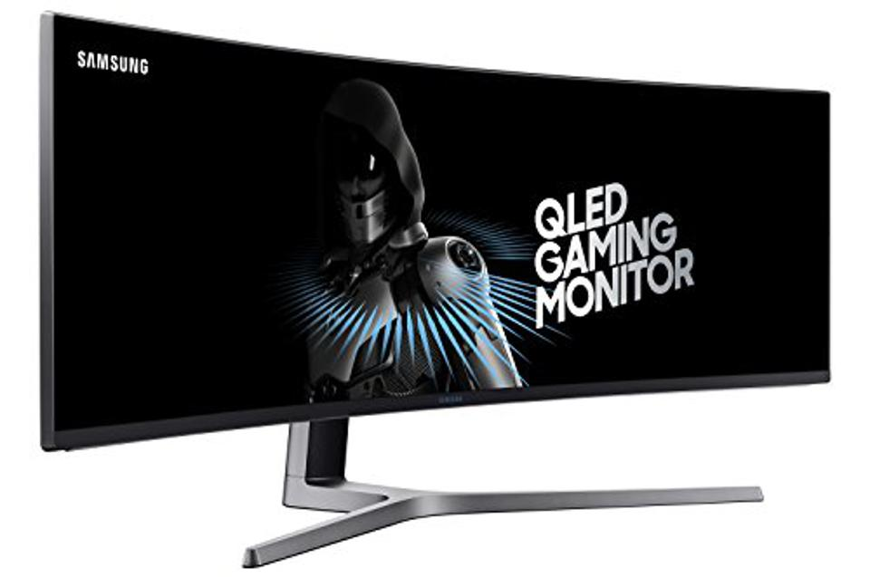 Samsung 49-Inch Curved Gaming Monitor – Super Ultrawide Screen