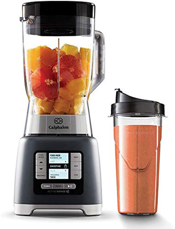 Calphalon ActiveSense 2 Liter Blender with Blend N Go Smoothie Cup