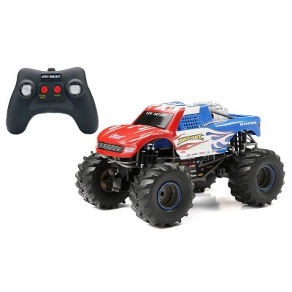 New Bright R/C 1:10 FF 9.6 Monster Truck - Bigfoot