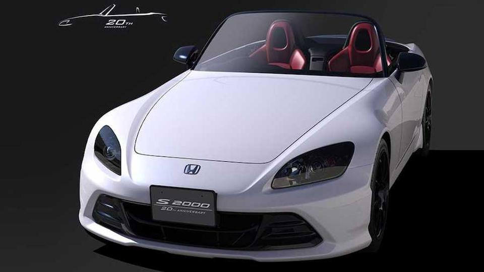 This S2000 20th anniversary model could be a precursor to an all-new model to celebrate the marque's 25th birthday in 2024.