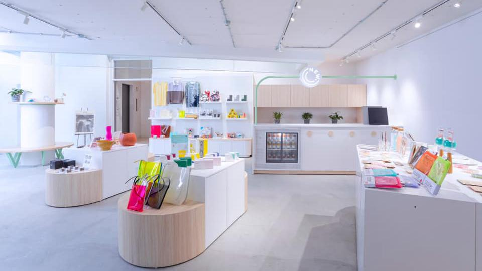 Inside New Stand Tokyo - Fermata's femtech store in Japan