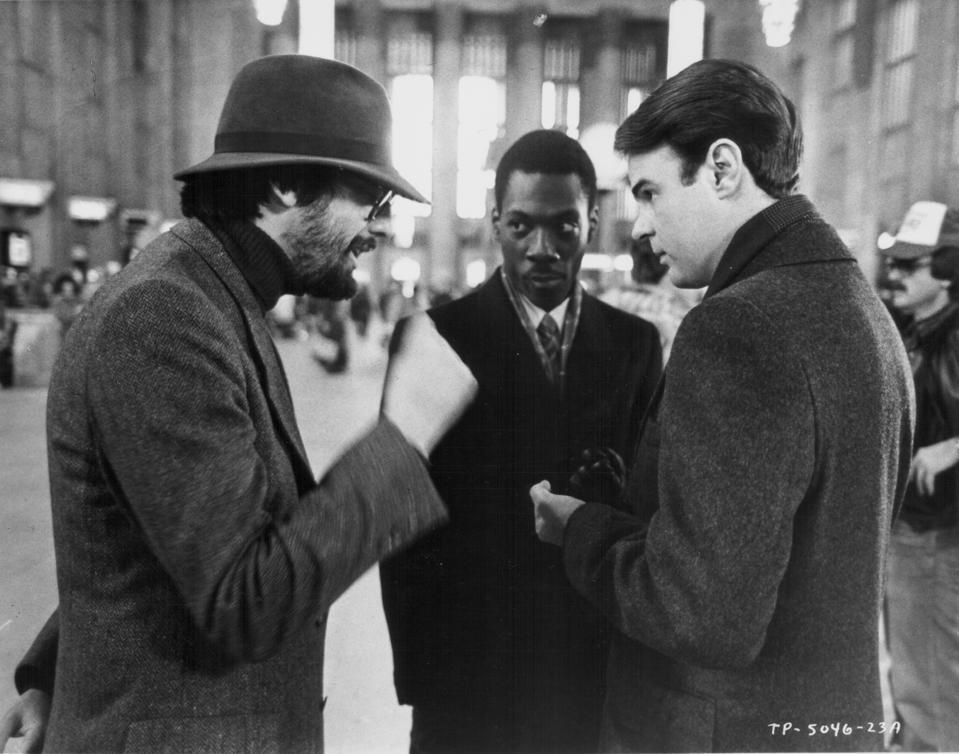 The Blues Brothers, John Landis, interview, TCM, Dan Aykroyd, Trading Places, Christmas