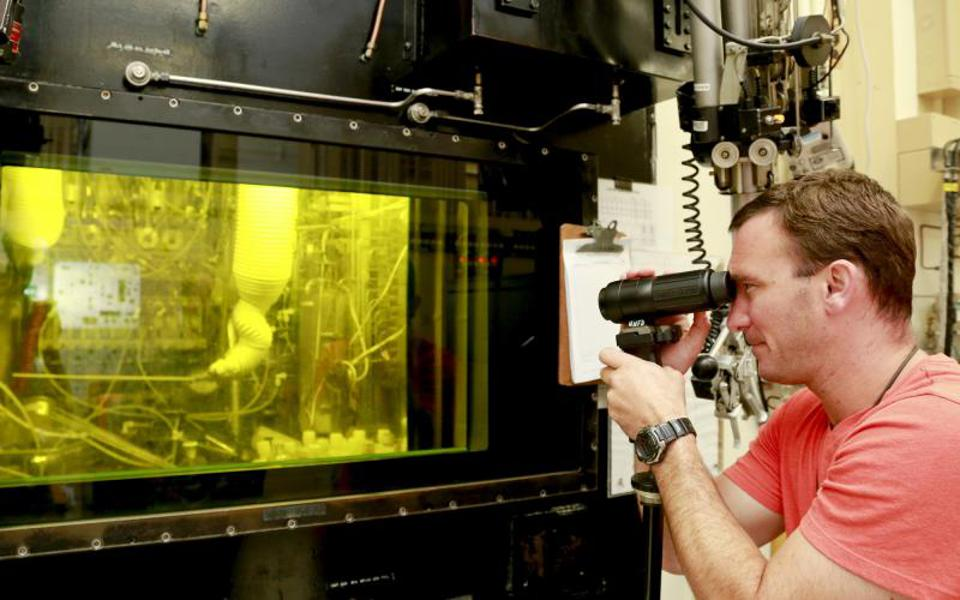 Oak Ridge National Laboratory plutonium processing for NASA