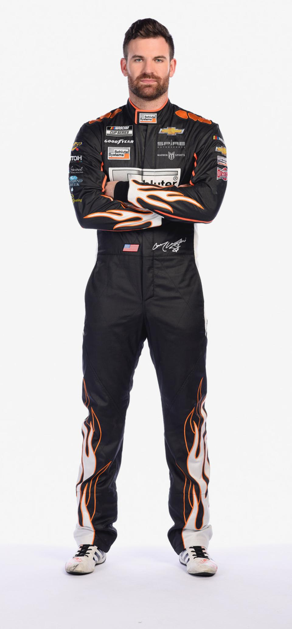 Corey LaJoie just signed with Spire.