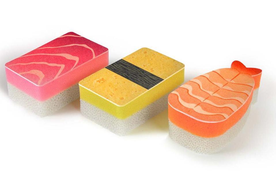 Washabi Sushi Sponges