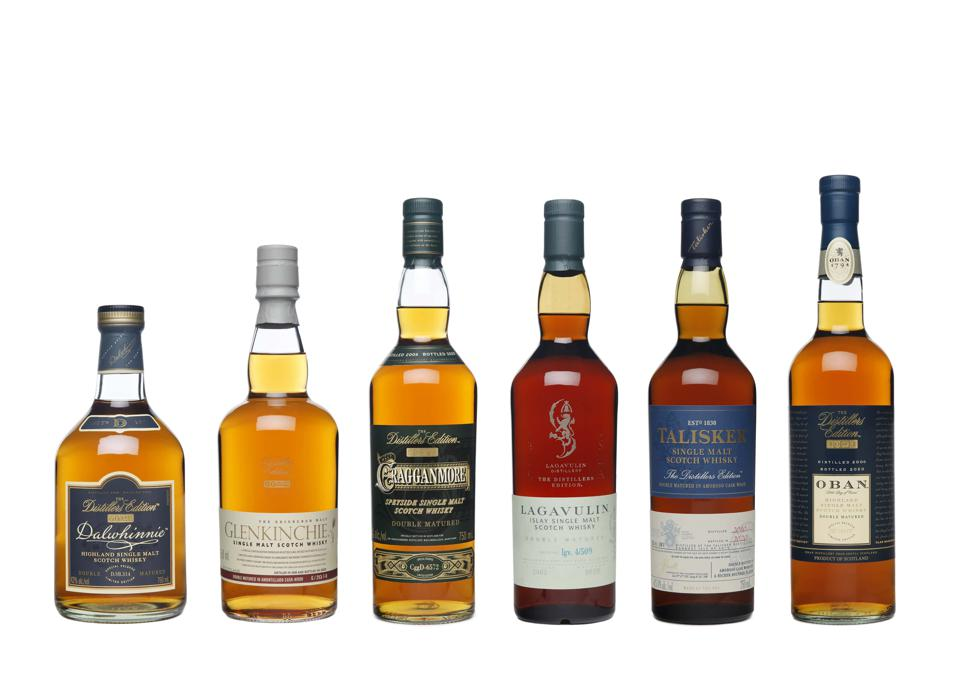 Diageo 2020 Distillers Edition