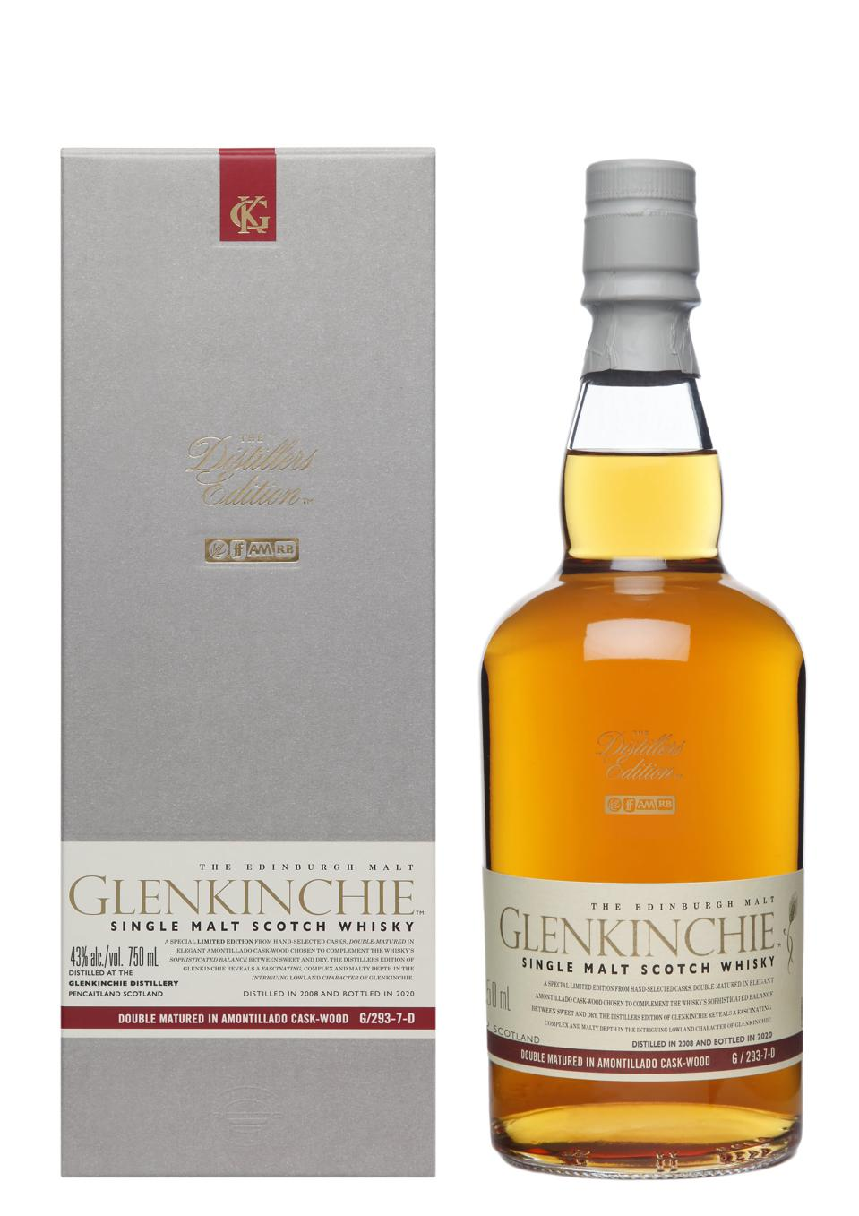 2020 Glenkinchie Distillers Edition with Pack