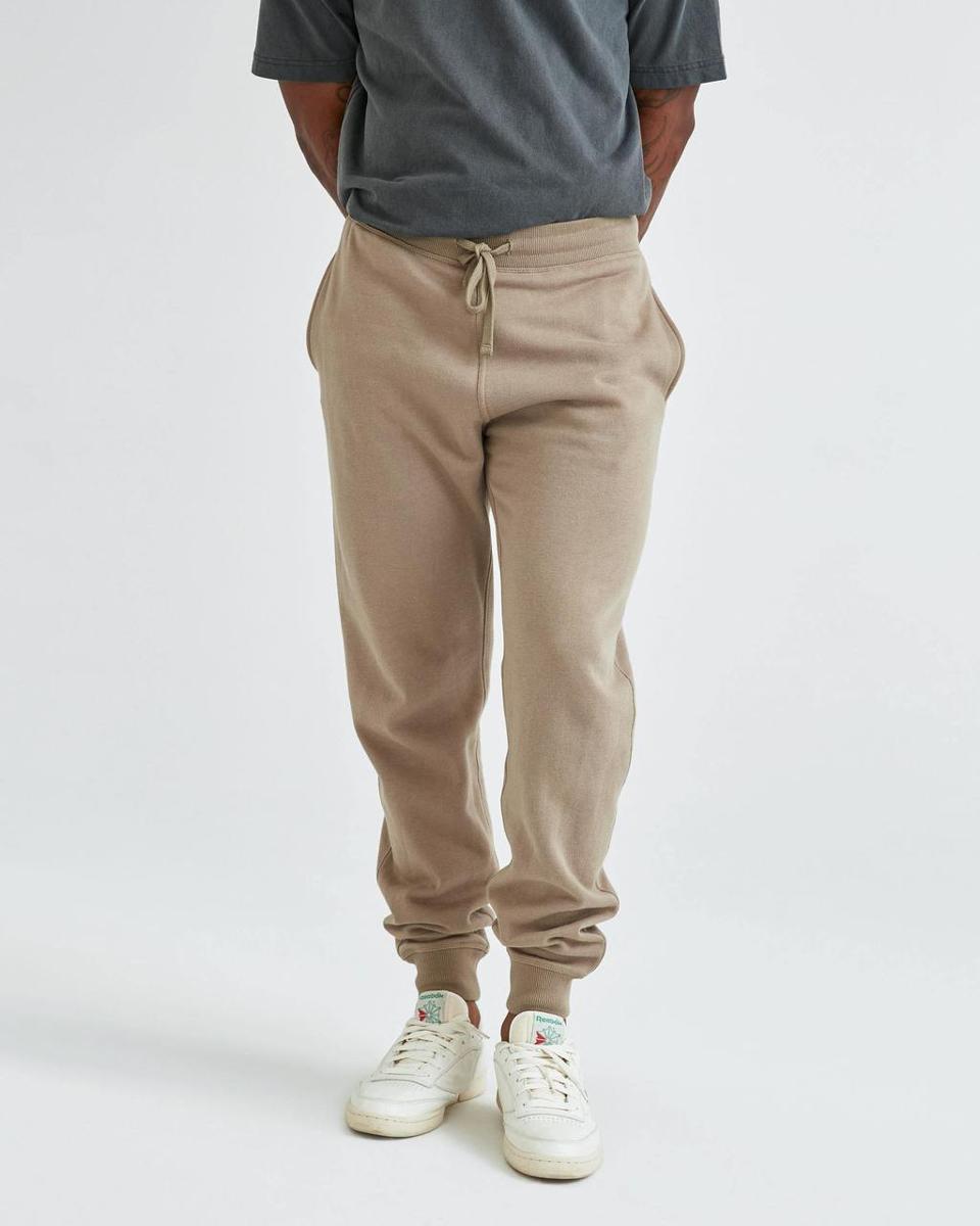 Men's Recycled Fleece Sweatpant