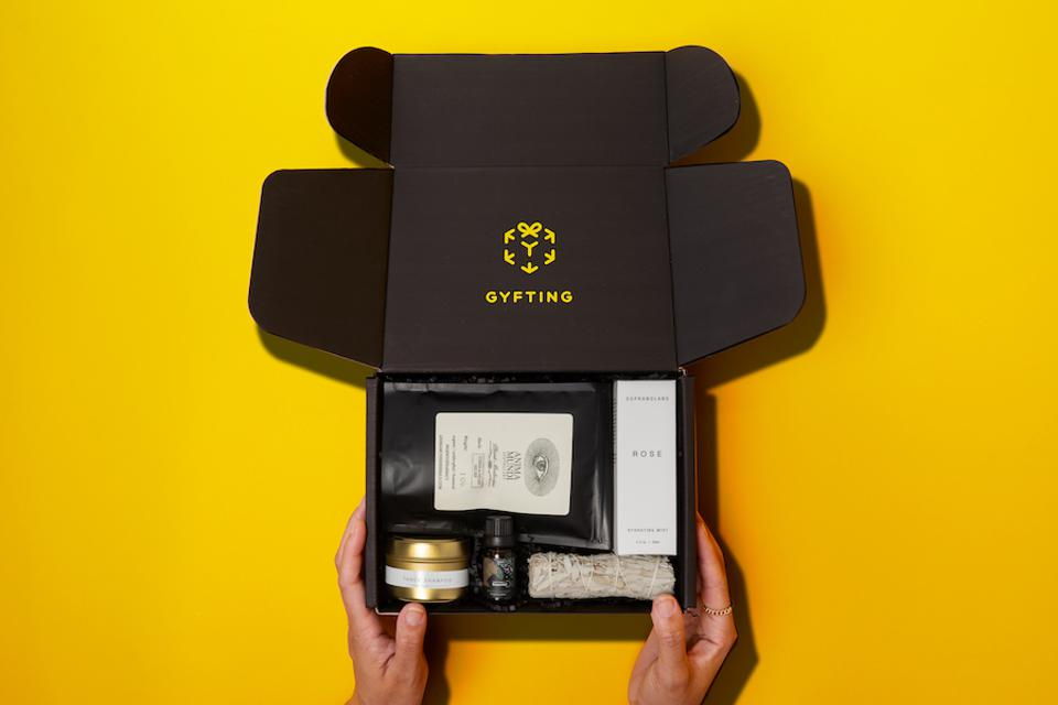 Gyfting Co Wellness Box