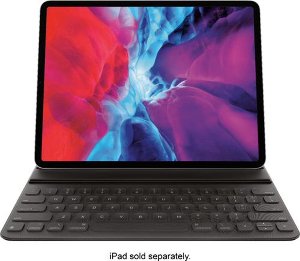 Apple Smart Keyboard Folio for 12.9-inch iPad Pro (3rd Generation 2018) and (4th Generation 2020)