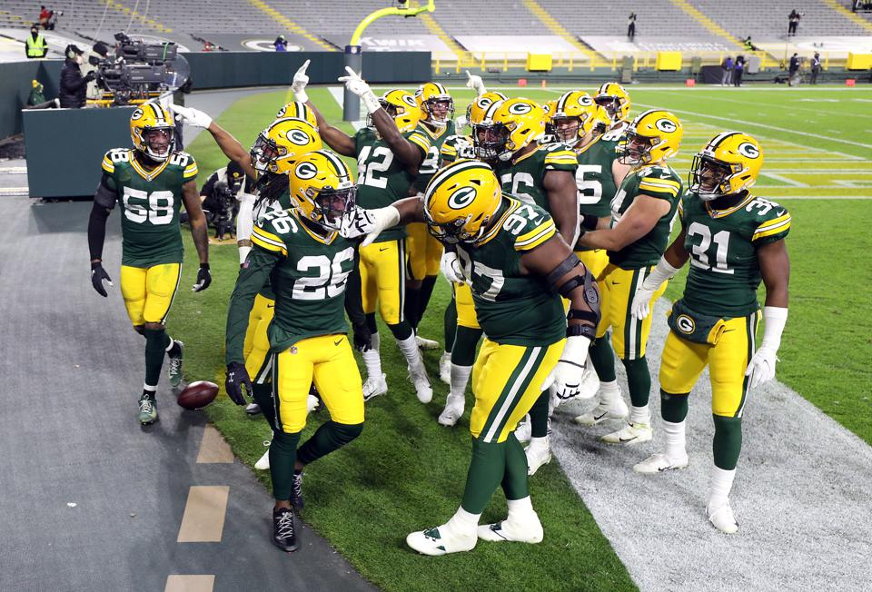 The Good Bad And Ugly From The Green Bay Packers Win Over The Chicago Bears