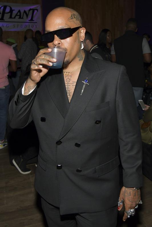 Chris Brown Album Listening Event For ″Indigo″